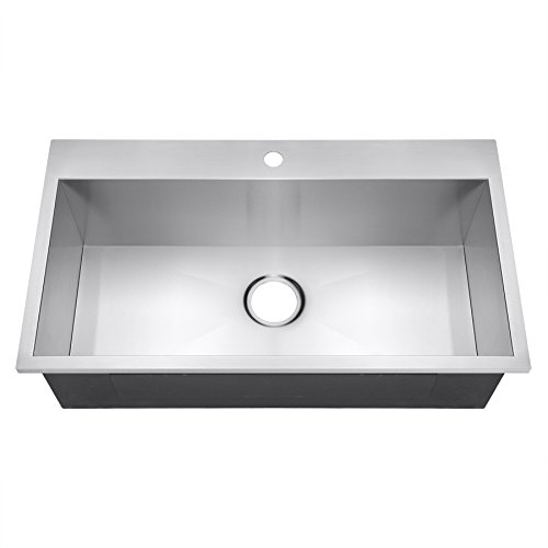 Akdy 30 Kitchen Wall Mount Stainless Steel Touch Panel