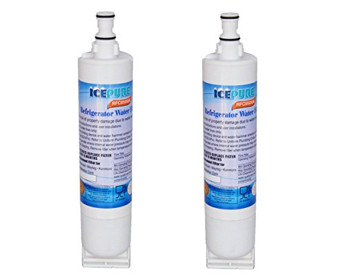 Icepure Premium Refrigerator Replacement Water Filter