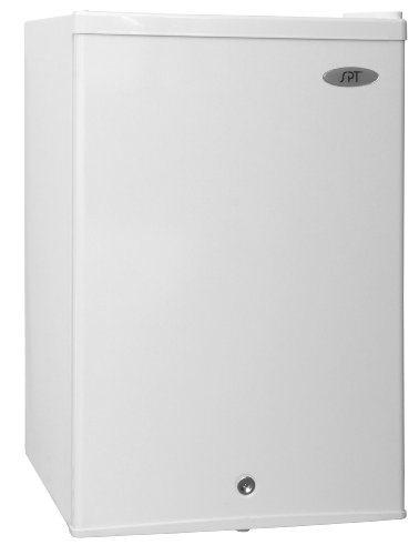 Spt Uf 214w Upright Freezer 2 1 Cubic Feet Energy Star