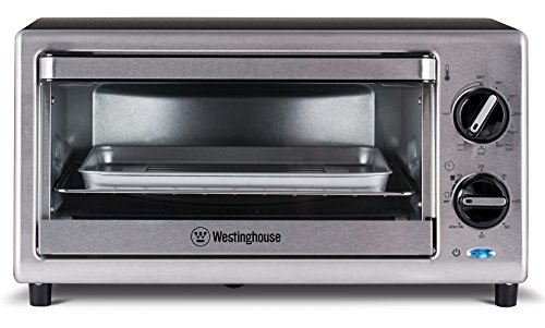 Westinghouse Wto2010s 4 Slice Toaster Oven 10 Liter