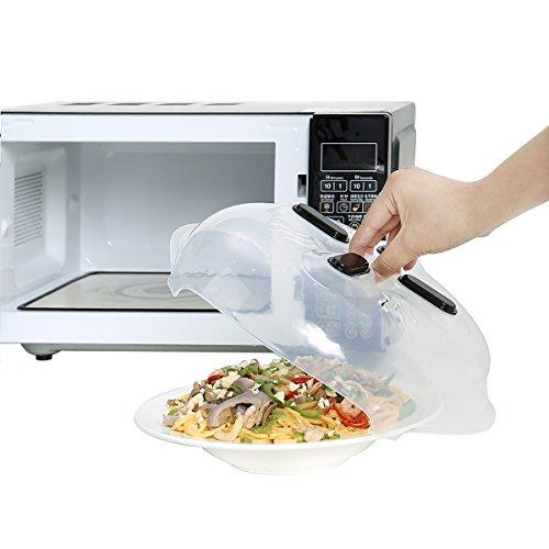 Magnetic Microwave Splatter Cover Getien Microwave Plate