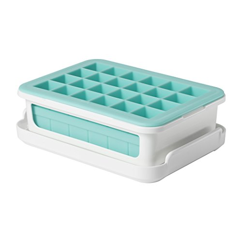 Oxo Good Grips Covered Ice Cube Tray 2 Pack Appliancesy