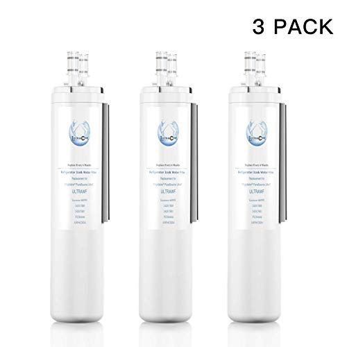 4 Pack Refrigerator Air Filter Replacement Fits For