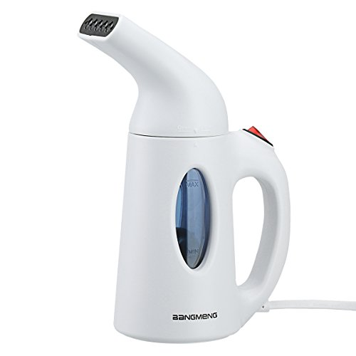 Bangmeng Steamer For Clothes 130 Milliliter White