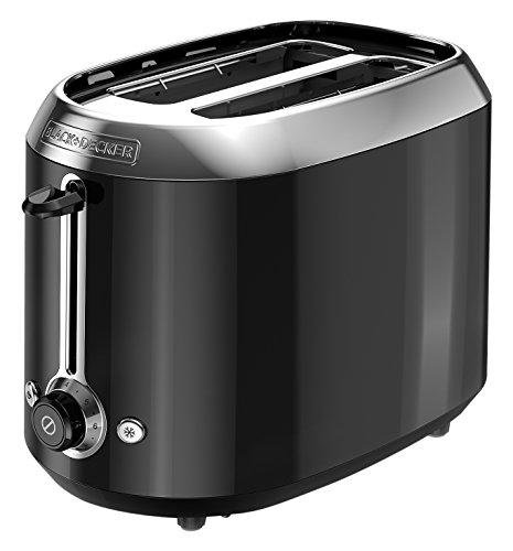 Black Decker Tr1300bd 2 Slice Extra Wide Slot Toaster
