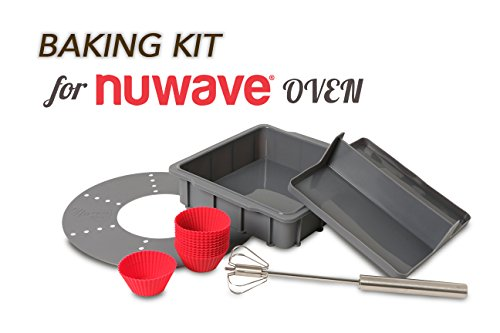 Nuwave 20632 Pro Plus Oven With Stainless Steel Extender
