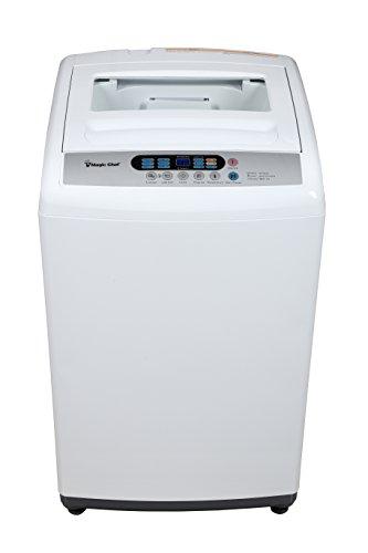 Magic Chef Mcsdry1s 2 6 Cu Ft Laundry Dryer White