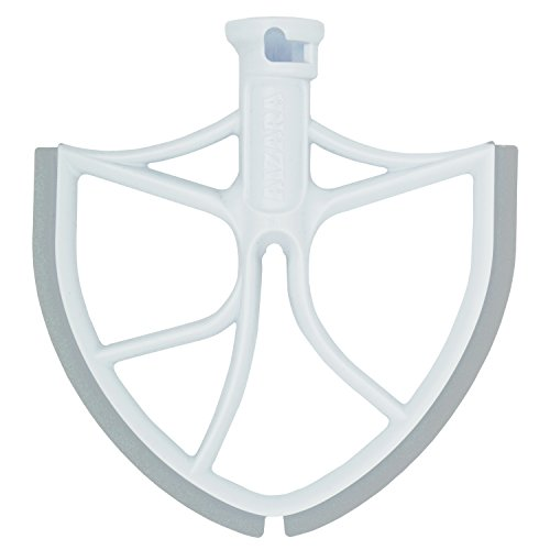Flat Beater With Flex Edge Bowl Scraper Flat Blade For