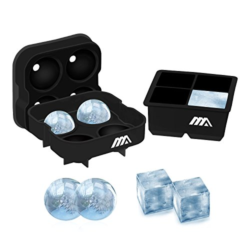 Ice Cube Trays With Lids Diamond Shaped Silicone Bpa Free