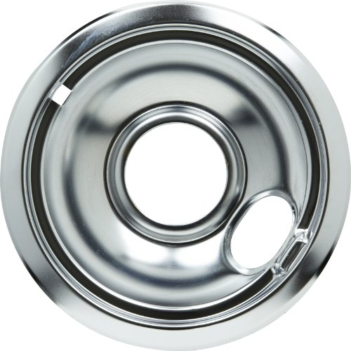 Whirlpool W10278125 Drip Pan Kit Chrome Appliancesy