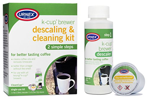 5 Cleaning Pods Per Box Keurig K Cup Machine Cleaner