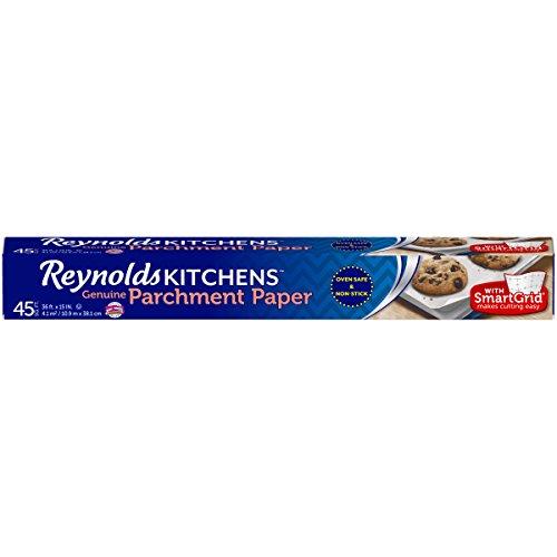 Reynolds Kitchens Parchment Paper Smartgrid Non Stick 45