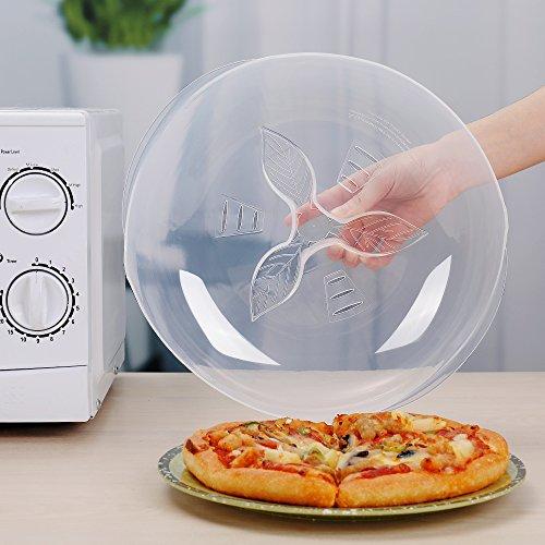 Magnetic Microwave Splatter Cover Horsky Microwave Plate