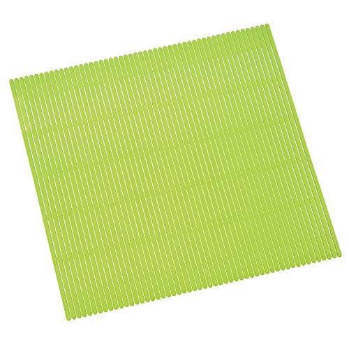 Hasegawa 10 X 9 5 Inch Plastic Green Makisu Sushi Rolling